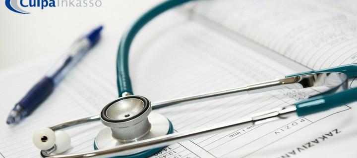 Culpa Inkasso GmbH nahm bereits an mehreren Medizin-Fachmessen teil